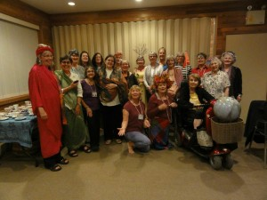 Sept 2014 VI Women's Retreat