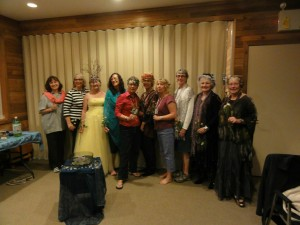 The new crones VI Women's Retreat